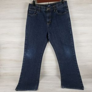 Old Navy Loose Bootcut Jeans  16 husky